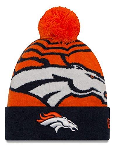 決してステレオ相互Denver Broncos New Era NFL「ロゴWhiz 2
