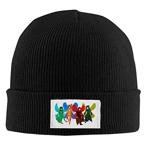 Uglybird Unisex Homestuck Seer Knitted Wool Beanie Skull Caps