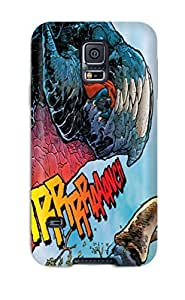 High Quality EuniceNSmith Superman Dc Skin Case Cover Specially Designed For Galaxy - S5 by supermalls