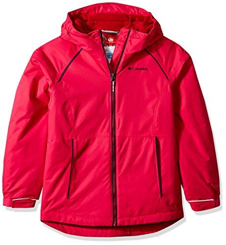 Columbia Big Girls' Alpine Action Ii Jacket, Cactus Pink, Large