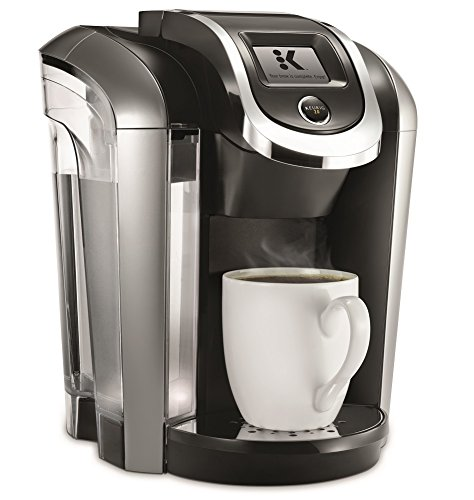 Keurig Coffee Maker Programmable : Keurig K475 Single Serve Programmable K- Cup Pod Coffee Maker with 12 oz brew size and ...