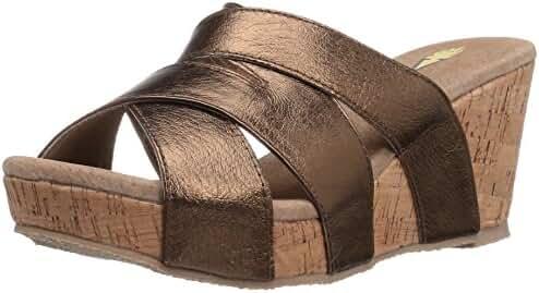 Volatile Women's Leona Wedge Sandal