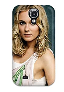 Fashion Protective Diane Kruger Case Cover For Galaxy S4