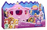 Mattel Disney Princess Royal Carriage Playset