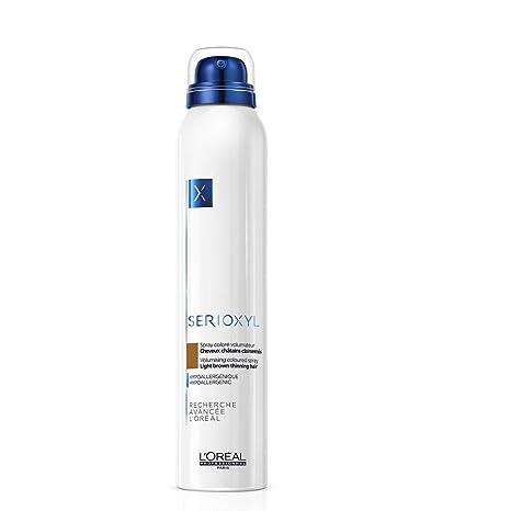 Loreal Serioxyl Spray Hellbraun 200ml