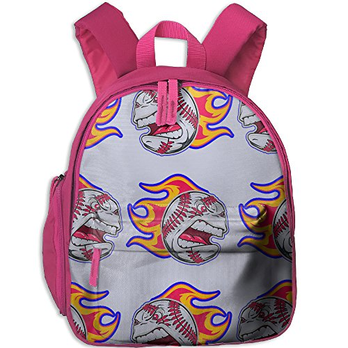Cartoon Softball Faces2 School Casual Daypack For Kids Fashion Printed Bags Student School - Uk Sunglasses Review