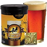 Mr. Beer Bewitched Amber Ale Home Brewing Beer Refill Kit