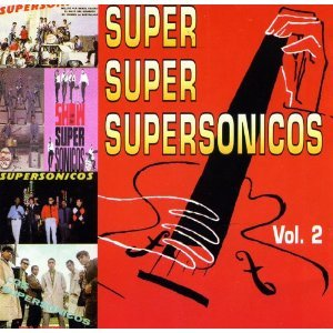 Los Supersonicos - Super Super Supersonicos~Vol.1 & 2 & 3~(3Cds) - Amazon.com Music