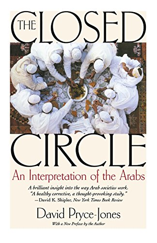 the-closed-circle-an-interpretation-of-the-arabs-edward-burlingame-book