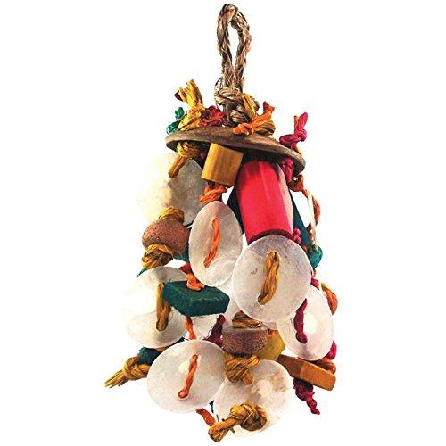 Planet Pleasures Bird-E-Lier Bird Toy