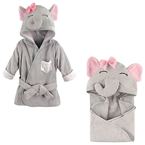 Which Is The Best Hudson Baby Elephant Robe Pokrace Com