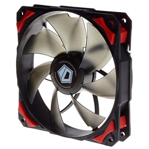 id-cooling-no-12025k-black-red-120mm-pwm-controlled-fan-with-de-vibration-rubber-607cfm