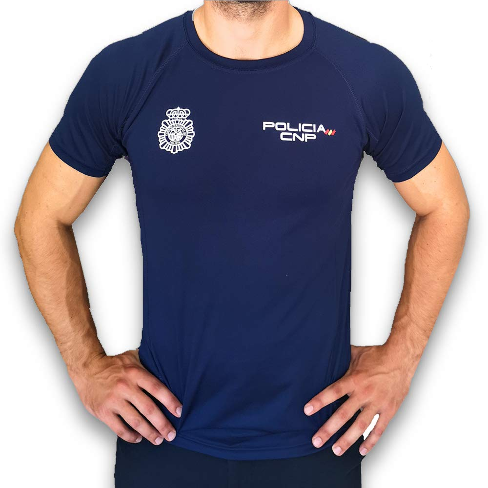 Camiseta policia Nacional