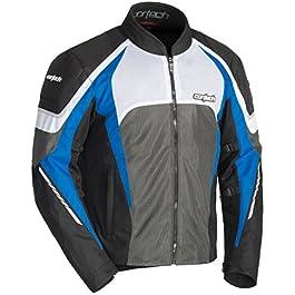 Cortech GX-Sport Air 5.0 Hi-Viz Vented Textile Jacket