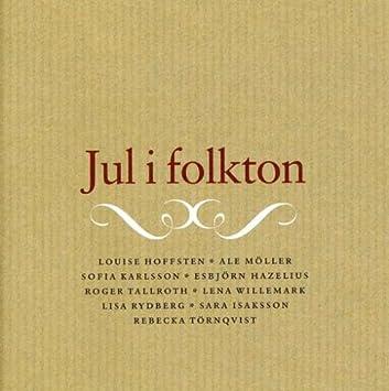 Bildresultat för cd-omslag Jul i Folkton
