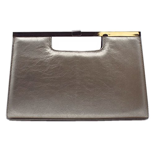 Evening Kaiser Classic Furla In Bag Clutch Wye Taupe Peter BqFw7AF