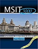 Msit 3000 : Statistical Analysis for Business, Holmes, Paul, 075753886X