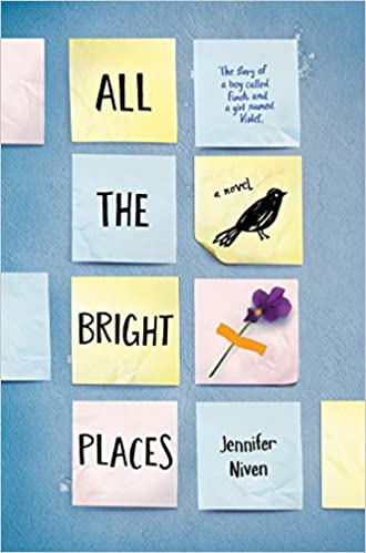 All the Bright Places, Niven, Jennifer