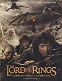 The Lord of the Rings Complete Visual Companion, Jude Fisher, 0618510826