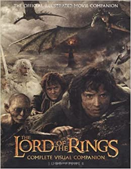 the lord of the rings complete visual companion jude