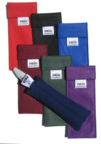 Amazon Com Frio Insulin Cooling Wallet Large Blue