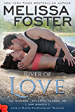 River of Love (The Bradens at Peaceful Harbor Book 3)