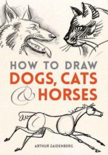 how-to-draw-dogs-cats-and-horses-dover-books-on-art-instruction-and-anatomy