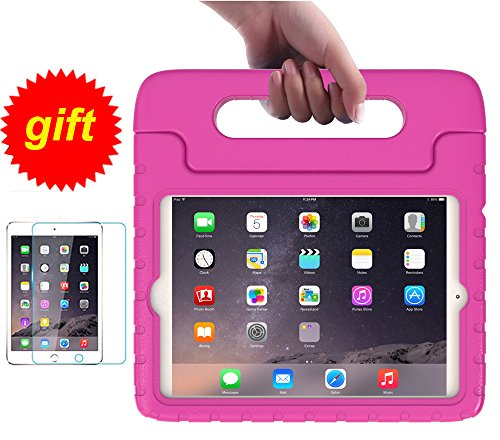 iPad Mini 1/2/3 Kids Case, SUPLIK Shockproof Protective Hand
