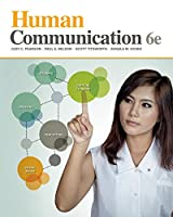 Human Communication, 6th edition Front Cover
