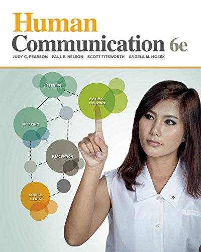 007803695X - Looseleaf for Human Communication