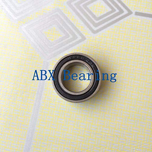 Ochoos 10pcs 15268-2RS GCR15 Ball Bearing 15x26x8mm 15268 RS Bike Wheels Bottom Bracket Repair Bearing MR15268