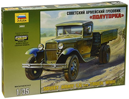 1.5 Ton Window (Zvezda Models Soviet Army 1.5 Ton Truck WWII Model Kit)