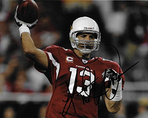- Kurt Warner, Arizona Cardinals, Signed, Autographed, 8X10 Photo, a Coa with the Proof Photo of Kurt Signing Will Be Included,