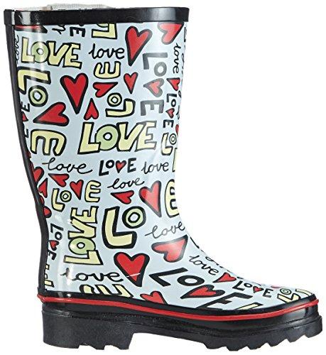Love Mehrfarbig mujer goma de para Beck Botas Multicolor Multicolor 50 dx0TRSSw