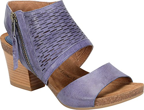 Sofft - Womens - Milan (Blue Sofft Shoes)