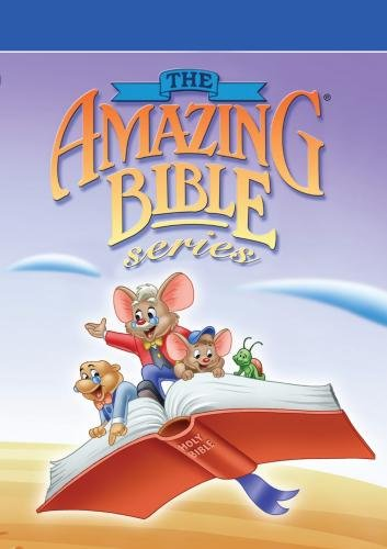 The Amazing Bible Series - 3 Disc Set by Bridgestone