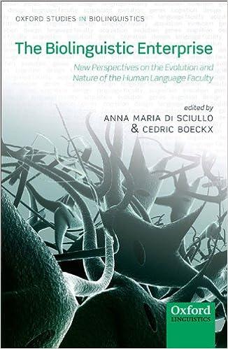 Cognitive first pdfs e books by anna maria di sciullo cedric boeckx fandeluxe Choice Image