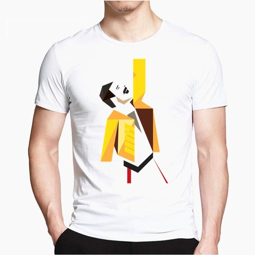 Tshirts Short Sleeve Loose Casual Tee Freddie Mercury Il Queen Band 8 S Printed Short Slee