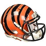 Riddell RIDDMINICINSP NFL Cincinnati Bengals Revolution Speed Mini Helmet