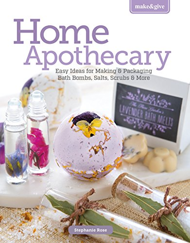 Care Garden Skin (Make & Give Home Apothecary - Easy Ideas for Making & Packaging Bath Bombs, Salts, Scrubs & More)