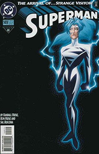 Superman (2nd Series) #149 VF/NM ; DC comic book