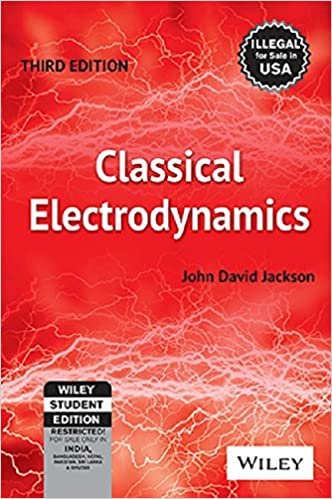 Jackson Classical Electrodynamics Ebook