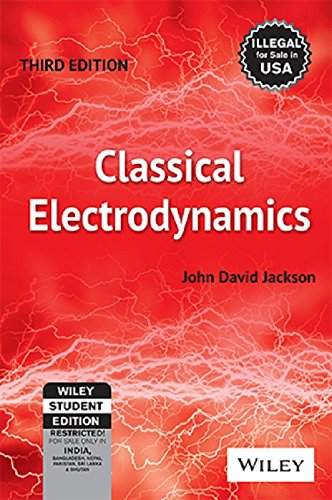 Best classical electrodynamics by john david jackson to buy in 2019