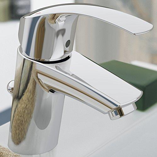 grohe mitigeur lavabo eurosmart 23456002 import allemagne top bricolage. Black Bedroom Furniture Sets. Home Design Ideas