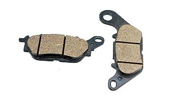 IMX Semi-Metallic Front Brake Pad for Yamaha R15 V1: Amazon