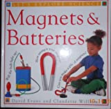 Magnets and Batteries, David Evans and Claudette Williams, 1564583465