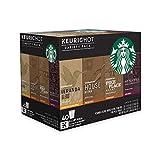 Starbucks Coffee Keurig K-Cup Variety Pack, 40 Count - Best Reviews Guide