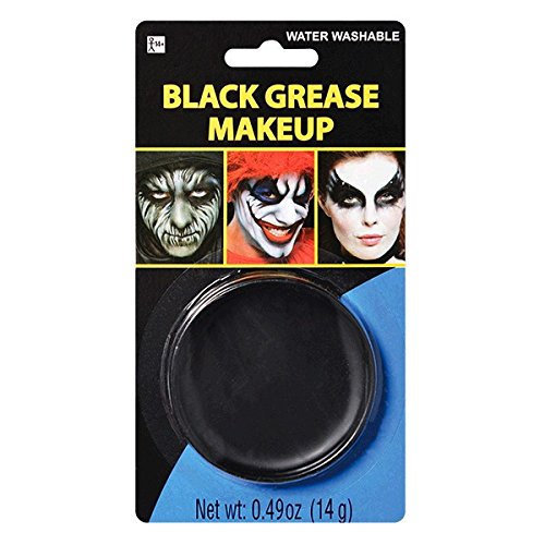 (Amscan Face Paint - Black)