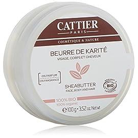 Cattier Beurre de karité bio – Le pot de 100g