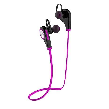 Webla Sports Auriculares Bluetooth CSR4.1 Q9 Auriculares inalámbricos universales Auriculares estéreo para iPhone iPad